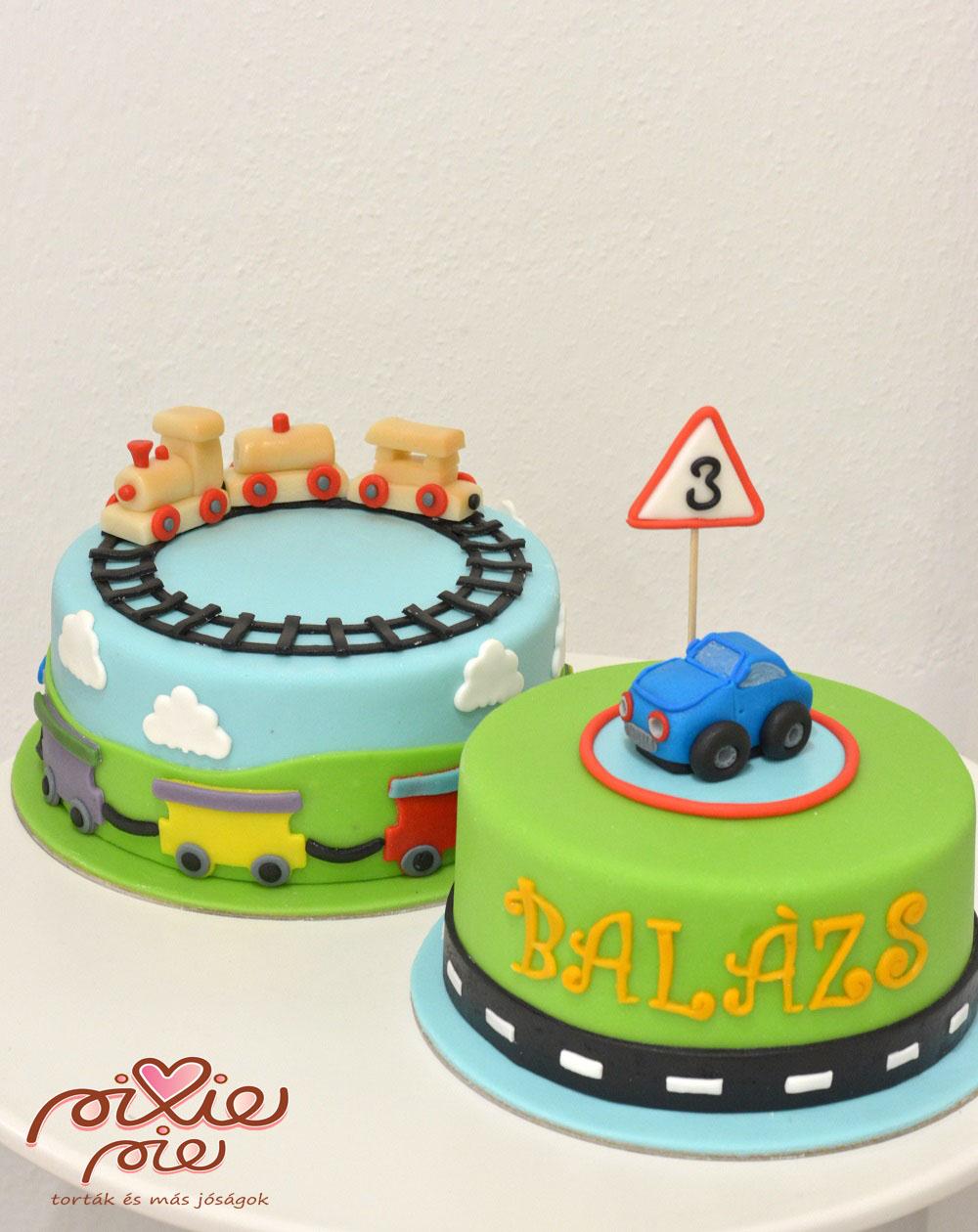 fiús szülinapi torták Fiús járműves torták   PixiePie torta fiús szülinapi torták