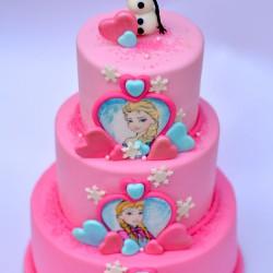 kislányos szülinapi képek Szülinapi torták gyerekeknek   PixiePie torta kislányos szülinapi képek
