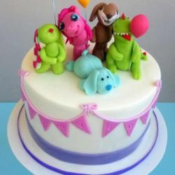 gyerekeknek szülinapi torta Szülinapi torták gyerekeknek   PixiePie torta gyerekeknek szülinapi torta