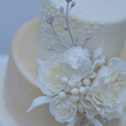 téli esküvői virágok